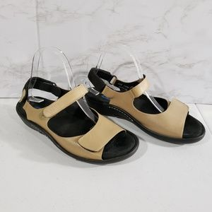 Wolky Jewel comfort walking shoe tan EUR 41